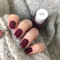 Essie - bahama mama #nails #nailsofinstagram #nailsonfleek #nails2inspire #essiepolish #nailpolish #winternails