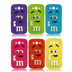 47fac8d0fd0 Detalles de Funda (case) de silicona para Samsung Galaxy Grand Neo Plus M&M