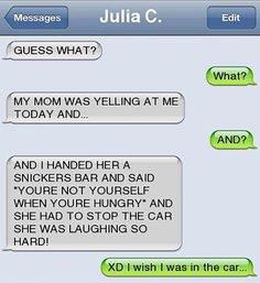 The 35 Funniest Text Messages Of All Time