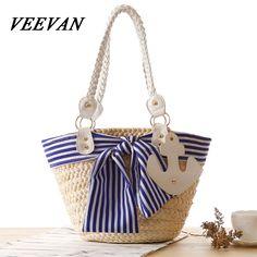 $31.19 (Buy here: https://alitems.com/g/1e8d114494ebda23ff8b16525dc3e8/?i=5&ulp=https%3A%2F%2Fwww.aliexpress.com%2Fitem%2FVeevan-2016-Casual-Navy-Style-Stripe-Bow-Shoulder-Summer-Straw-Beach-Bag-High-capacity-Travel-Shopping%2F32674522401.html ) Veevan 2016 Casual Navy Style Stripe Bow Shoulder Summer Straw Beach Bag High-capacity Travel Shopping Bag for just $31.19
