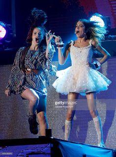 Ayy jajjaa!! #caras❤️ No puedo decir nada si no q son hermosas y muy divertidas!!❤️ Mi primera y mi tercera reina juntos!!❤️❤️ @TiniStoesel❤️❤️