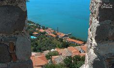 Mithimna castle in Mytilene http://mustseegreece.com