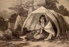 English Gypsy women costume:A Gipsy camp — an English scene. Gypsy Women, Gypsy Costume, Mr Grey, Gray, Gypsy Caravan, Fantasy Images, Love Photography, Regency, Mythology