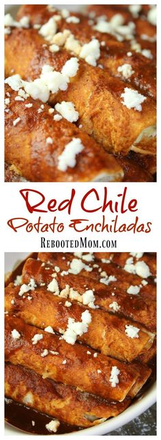 Latin Food, Latin American Food, Enchiladas, Mexican Dishes, Mexican Food Recipes, Spanish Recipes, Tostadas, Empanadas, Mexican Potatoes