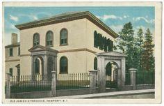 Synagogue Postcard Collection