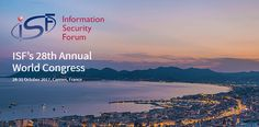 High-Tech Bridge is pleased to be a sponsor and exhibitor at the Annual World Congress by Information Security Forum (ISF) in Cannes, France. Security Conference, World Congress, Palais Des Festivals, Cannes France, Gain, Opportunity, Bridge, Around The Worlds, Challenges