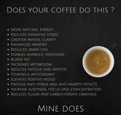What is Smart Happy Coffee? One cup a day for better mood, less stress, more energy, increased mental clarity and focus, decreased appetite and cravings! Paprika Sauce, Happy Coffee, Coffee Love, Coffee Shop, Coffee Coffee, Coffee Talk, Moussaka, What Is Smart, Reduce Appetite