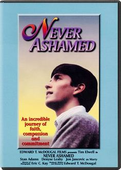 Never Ashamed - DVD#Christian Movies #Christian Films #Family Movies #Family Films #Dove Approved #DVD