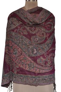 Designer Beads Shawl DBS0003 Price: $52.00  SKU: DBS0003 Weight: 100.00 Grams