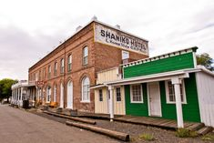 Shaniko is one of Oregon's best preserved ghost towns, and reportedly the most haunted of them all.