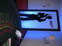 how to make james bond decorations | James Bond Casino Hire | Flickr - Photo Sharing!