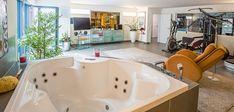 Bathtub, Bathroom, Basement, Ad Home, Homes, Standing Bath, Washroom, Bathtubs, Bath Tube