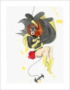 Lora Zombie's burlesque take on DC's superwomen