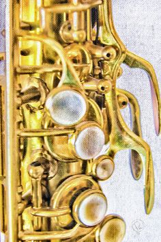 Sax by Pamela Williams #sharepamsart #fineart #photography #gift #music #sax #saxophone #instrument