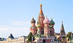 Small-Group Moscow City Walking Tour in Russia Europe Lonely Planet, Capital Da Russia, Saint Basile, Place Rouge, List Of Cities, St Basils Cathedral, Hello France, St Basil's, Destinations