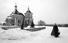 Monasterio ortodoxo de Optina Pustyn