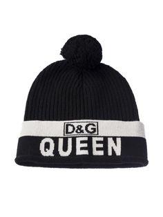 Best price on the market at italist.com Dolce & Gabbana  Black/white  HATS.