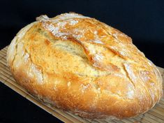 Reteta Pâine - Piine Romanian Food, Baked Goods, Brunch, Food And Drink, Homemade, Cooking, Barley Recipes, Breads, Pizza
