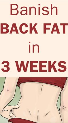 Try these 8 moves to banish back fat in 3 weeks – Surreal Dream