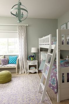 Better Homes & Gardens Online version- Kids Rooms- Centsational Girl