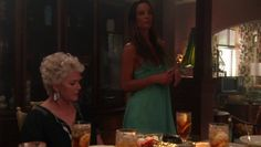 """Burn Notice 3x13 """"Enemies Closer"""" - Fiona Glenanne (Gabrielle Anwar) & Madeline Westen (Sharon Gless)"""