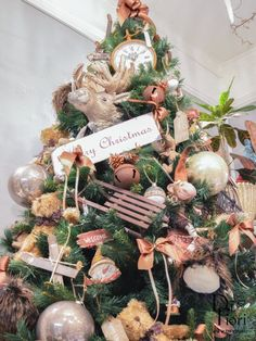 Christmas Tree @ Di Fiori Budapest