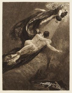 """Max Klinger From the sequence """"A Love. Opus X"""", Berlin, 1903 (from amare-habeo)"""