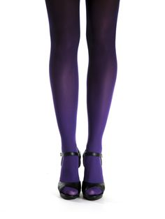 Hand dyed superb quality ombre tights! Best quality material, Opaque tights, Toxic-free material, Stylish look *-*