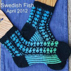 Swedish Fish, by JanKnit