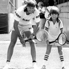 "Tennis Legend on Instagram: ""Björn Borg and Andre Agassi at Las Vegas in 1978. (Credit Michael Brennan / Getty Images) @agassi @bjornborg #tennis #tennislegend…"""