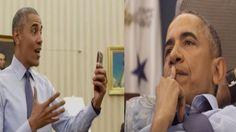 """Barack Obama's Full Spoof Video on """"Retirement Plans"""""""