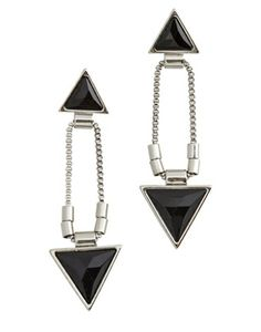 H&M Earrings #refinery29