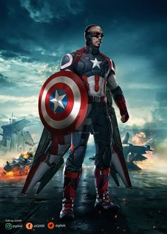 Make your look more awesome by wearing Avengers Endgame Captain America Jacket that will surprise others who really want to depict their favorite characters Marvel Comics, Marvel Films, Marvel Characters, Marvel Heroes, Captain Marvel, Marvel Avengers, Captain America Wallpaper, Marvel Wallpaper, Univers Marvel
