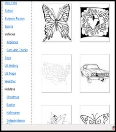 2000 free printable coloring pages