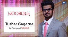 Tushar ensures safe and fun bus journey with WooBus