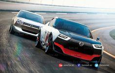 Avtomobil nəhəngi Nissan retro avtomobillərə oxşar möhətəşəm konseptlər təqdim edib. Necədir?  #fox #foxaz #foxnews #foxnewsaz #baku #azerbaijan #baki #azerbaycan #nissan #japancars