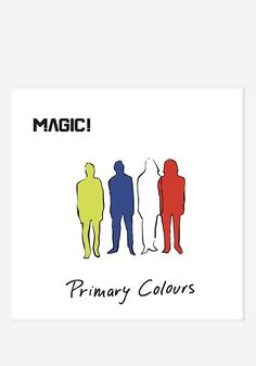 Primary Colours With Autographed CD Booklet