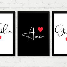Frames On Wall, Lily, Poster, David, Design, Home Decor, Office Supplies, Notebook, Bedroom
