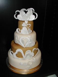 Cake for Valentine's Day.....