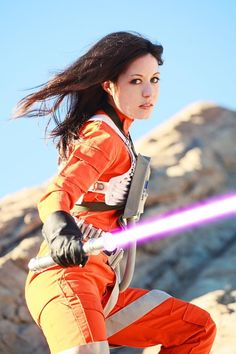 "Elegant Star Wars Cosplay, For a More Civilized Age byVictoria ""Scruffy Rebel"" Schmidt"