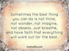Get more Tiny Buddha: http://tinybuddha.com  Get Tiny Buddha's 365 Tiny Love Challenges: http://tinybuddha.com/love-book
