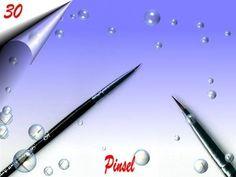 Nailart, New Nail Designs, Acetone, Nail Studio, Brushes