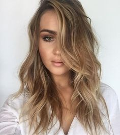 balayage blond ou caramel pour des cheveux magnifiques