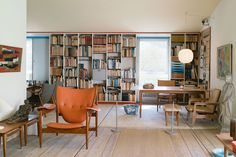 Finn Juhl's Home of Everything Good... - Bliss