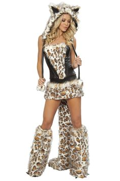 The 120 Best Faux Fur Halloween Costumes Images On