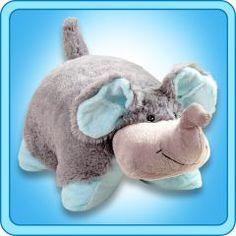 Nutty Elephant Pillow Pet®