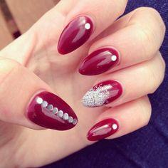 My most recent nails!