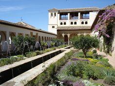 Jardins du Generalife Espagne