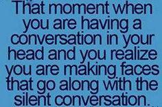 Tellement moi ! Toutes les conversations impossibles à avoir !