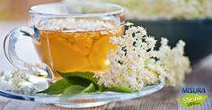 Rilassatevi con una #tisana ai fiori di #sambuco dolcificata con Misura Stevia: ha proprietà drenanti, detossinanti e rigeneranti.